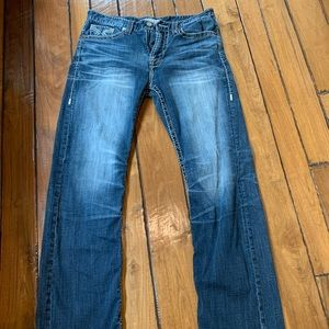 Buckle big star pioneer jeans men's 34x34